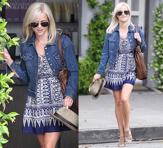 Imagens de vestido com jaqueta jeans